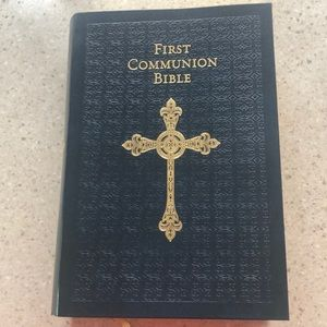 First holy communion bible nwot